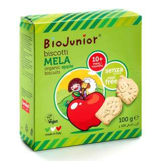 Germinal Organic Apple Biscotti (for 10th months & above)