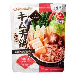 Yamamori Kimchi Nabe Soup Base