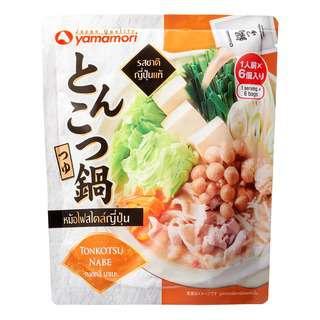 Yamamori Tonkatsu Nabe Soup Base