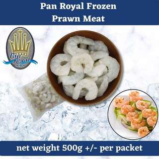 Pan Royal Prawn Meat
