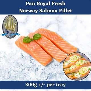 Pan Royal Fresh Norway Salmon Fillet