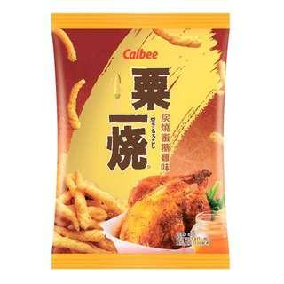 Calbee Roasted Honey Chicken Grill A Corn