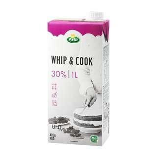Arla Whip & Cook Cream 30% Fat