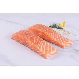 Catch Seafood Salmon Skinless 100g x2pcs