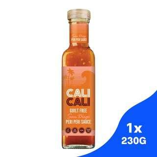 Cali Cali San Diego Peri Peri Sauce - Gluten Free No MSG