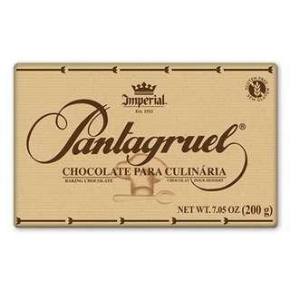 Pantagruel Cooking Chocolate Bar