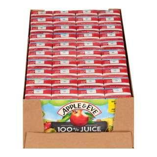 Apple & Eve 100 Juice- Fruit Punch [Carton Pack]