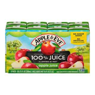 Apple & Eve 100 Juice- Apple Juice