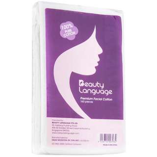 BL Beauty Language Facial Cotton