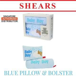 Shears Pillow & Bolster Toddler Pillow & Bolster for Baby Boy