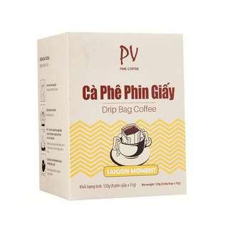 Delipresso Premium Coffee Saigon Moment 8 drip bags x 12g