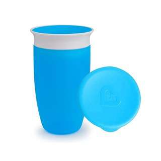 Munchkin Miracle 360 Trainer Cup - 10oz with Lid (Blue)