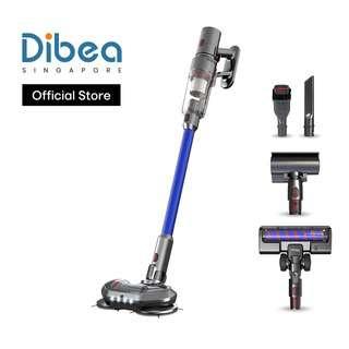 Dibea FC20 2 in 1 Vacuum & Mop Cordless Vacuum Cleaner