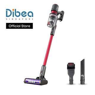 Dibea F20 Max Cordless Vacuum Cleaner at 25,000 PA