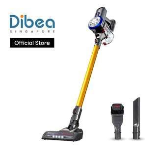 Dibea D18 Cordless Vacuum Cleaner LED Lights