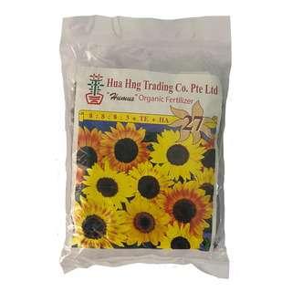 Hua Hng Trading Co. NPK 27 'Humus' Organic Fertiliser