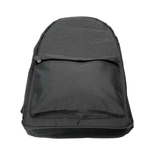 Travelsupplies Polyester School Backpack - Grey