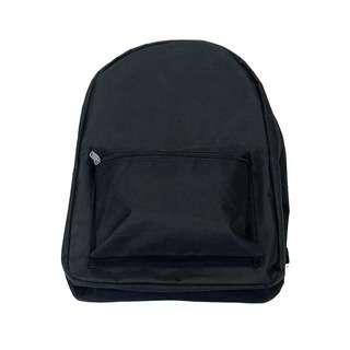 Travelsupplies Polyester School Backpack - Black
