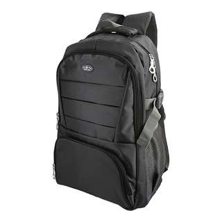 World Polo Classic Padded Backpack -  Grey