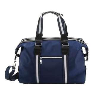 Travelsupplies Water resistant weekender bag - Blue
