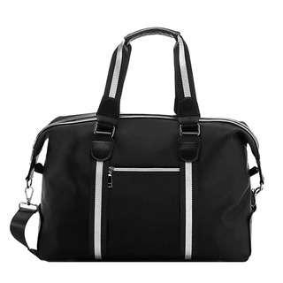 Travelsupplies Water resistant weekender bag - Black