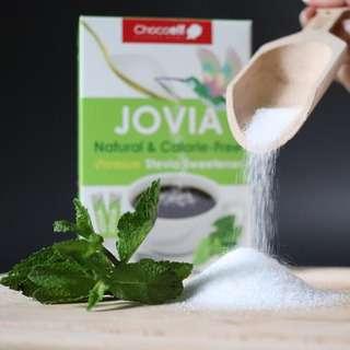 Chocoelf Jovia Stevia (80 Sachets)