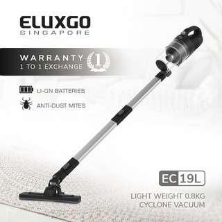 Eluxgo EC19L Black Cordless Vacuum Cleaner