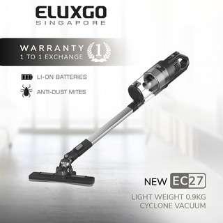 Eluxgo EC27 Black Cordless Vacuum Cleaner