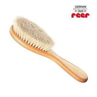 Reer Baby Hair Brush - Natural Line