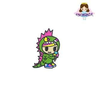 tokidoki Iron-On Patch - Little Terror