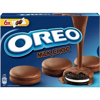 Oreo Milk Chocolate Cookies