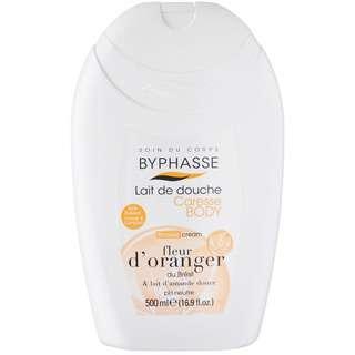 Byphasse Caresse Shower Cream Body D'Oranger