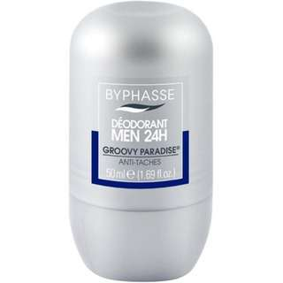 Byphasse Deodorant Roll On Groovy Paradise For Men