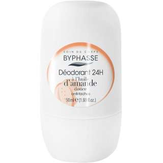Byphasse Deodorant Roll On 24H A' L Huile D'Amande Douce