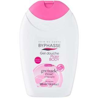 Byphasse Plaisir Shower Gel Grenade Rose