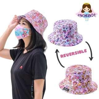 tokidoki Sweetshop Reversible Sun Hat - Kids