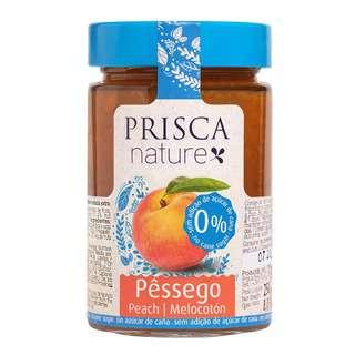 Prisca Nature Peach Jam (No Added Sugar)