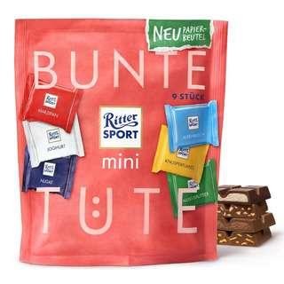 Ritter Sport Mini Colorful Bag 9p