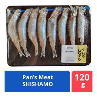 Pan's Meat Shishamo