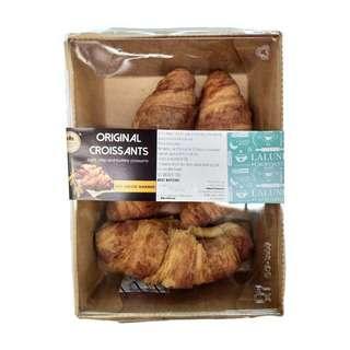 Lalune Original Croissants (3pcs)