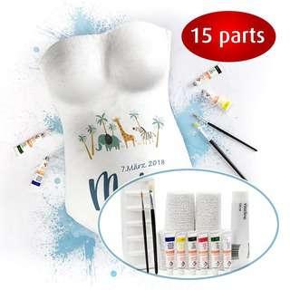Reer MommyLine Pregnancy Belly Cast Kit