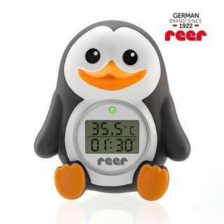 Reer MyHappyPingu 2in1 Digital Bath & Room Thermometer