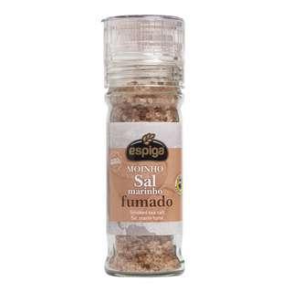 Espiga Smoked Sea Salt Mill
