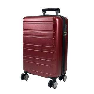 Travelsupplies 28 Inch Premium Polycarbonate Luggage - Red