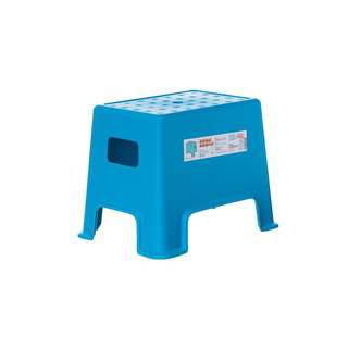 Citylife Button Stool - Blue