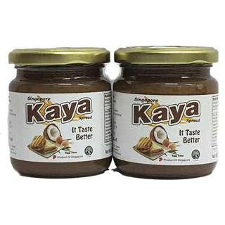 Kaya Spread Kaya brown