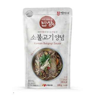 Maeil Foods Korean Bulgogi Sauce