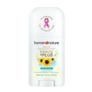 Human Nature All Natural Beauty Plus Deodorant Stick