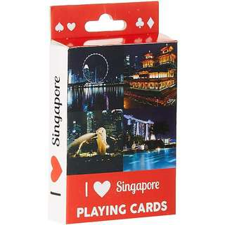 Brixies Playing Cards Singapore (400.107)