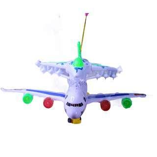Partyforte Battery Operated Toy Lantern - Double Decker Plane